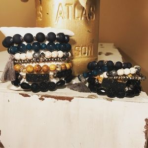 Matching Mom/Daughter Bracelet Stacks❤️